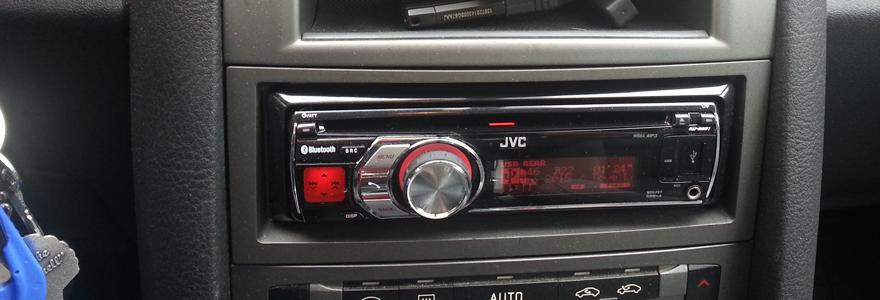 Des autoradios GPS