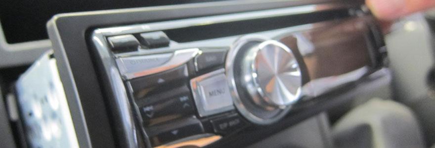 Autoradio GPS Mercedes